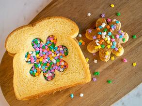 Peanut Butter w/ Sprinkles