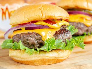 Tailgating Burger
