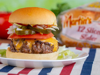 Diner Style Mini Burger