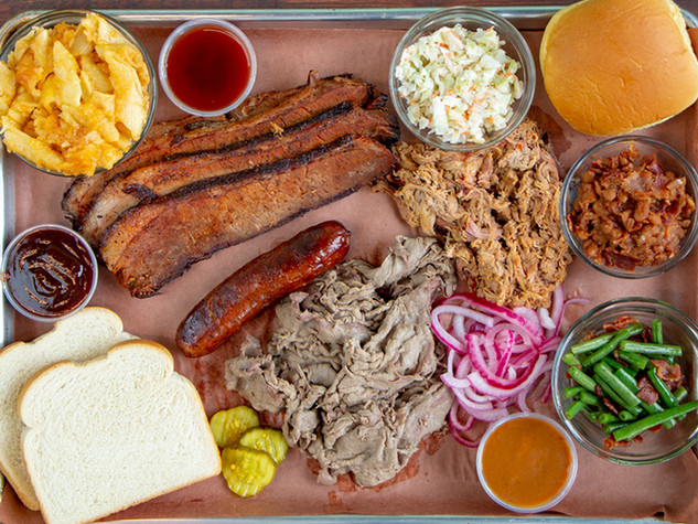 Backyard BBQ Platter
