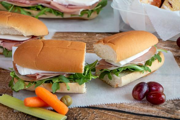 Prosciutto Picnic Sandwich