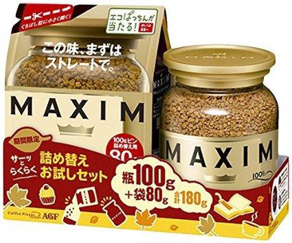 Maxim AGF金裝即溶咖啡 (孖裝)180g
