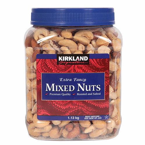 Kirkland Salted Mixed  40oz