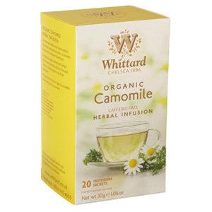 英國 WHITTARD 有機甘菊茶包 20x2g