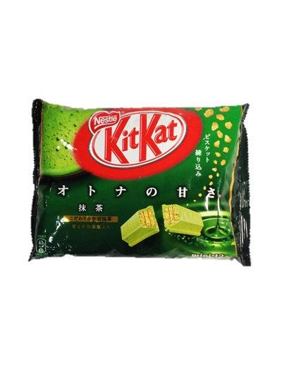 雀巢 迷你綠茶KITKAT (袋裝) 144克