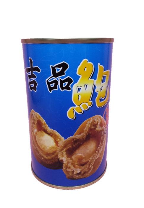 10頭清湯吉品鮑 430克(藍) (土瓜灣店有售)