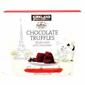 Kirkland 70% Choco. Truffles 2.2lb