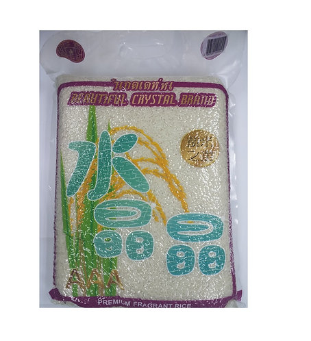 水晶晶頂級香米 5公斤