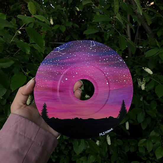 Acid Rap Inspired Vinyl
