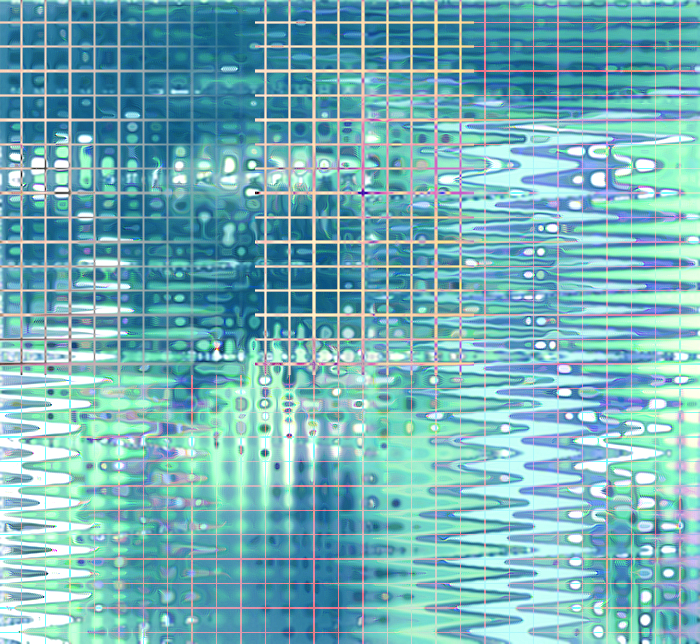 Custom generative software and didgtal painting