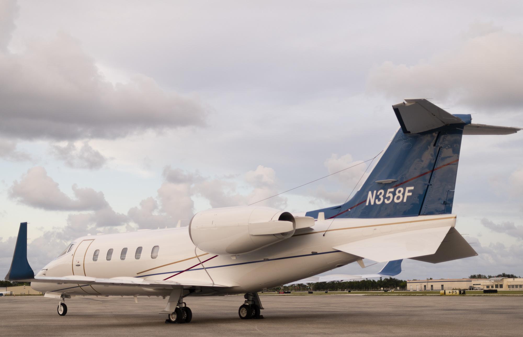 Lear 60 - N358F