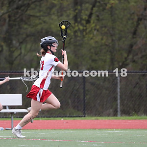 HHS Girls Varsity Lacrosse vs. Norwood