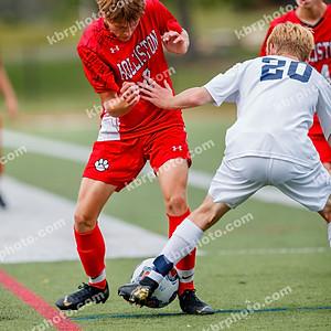 HHS Varsity Soccer vs. Medway