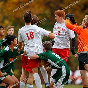 HHS JV Soccer vs. Hopkinton