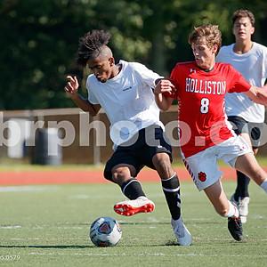HHS Varsity Soccer vs. Oliver Ames HS