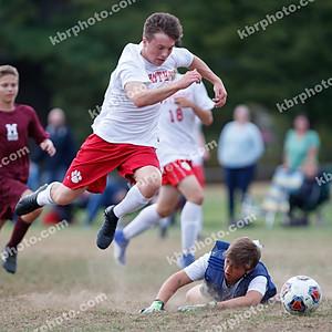 JV Soccer vs. Millis