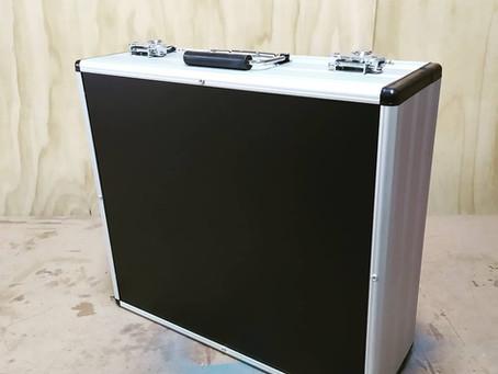 Case en aluminio super liviano