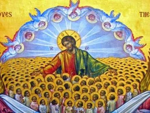 28 dicembre 2019 - sabato Santi Innocenti martiri