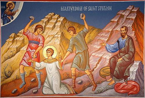 26 dicembre 2019 - giovedì S. Stefano primo martire