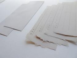 活版印刷 一筆箋