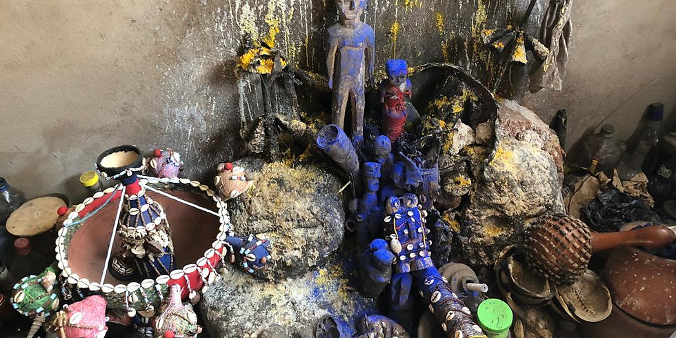Marché aux Fétiches : Akodessewa