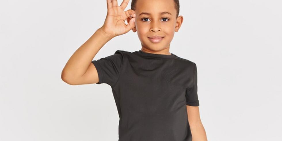 Découverte de la langue des signes pour bébés et enfants