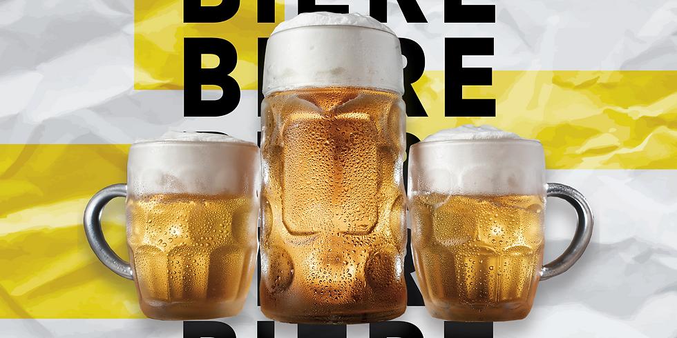 After-work : A la découverte de la bière à la route des bières !