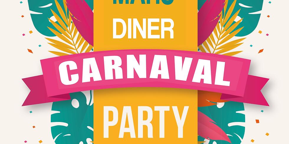Soirée : Le Collectif fait son Carnaval !