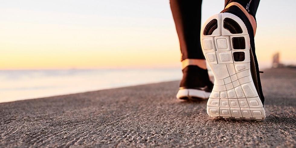 Marche active en groupe ! Chaque mercredi !