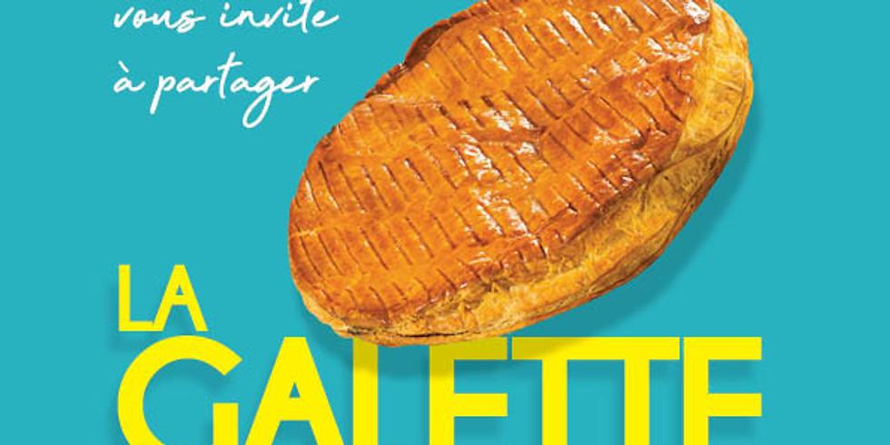 Premier Café 2019 Galette des rois