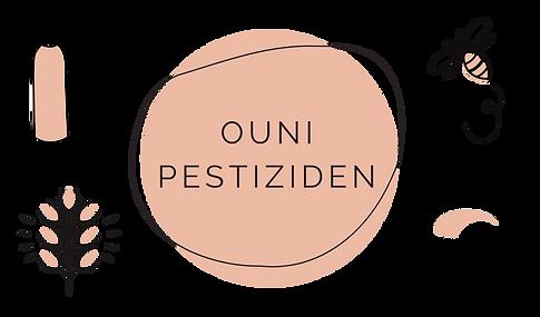 Kleng Schrett - Ouni Pestiziden - Titel