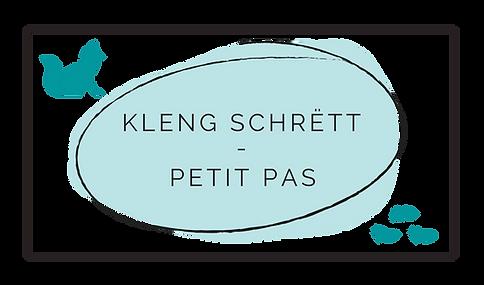 Wëlldéieren - Kleng Schrëtt.png