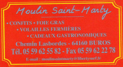 Moulin Saint Marty