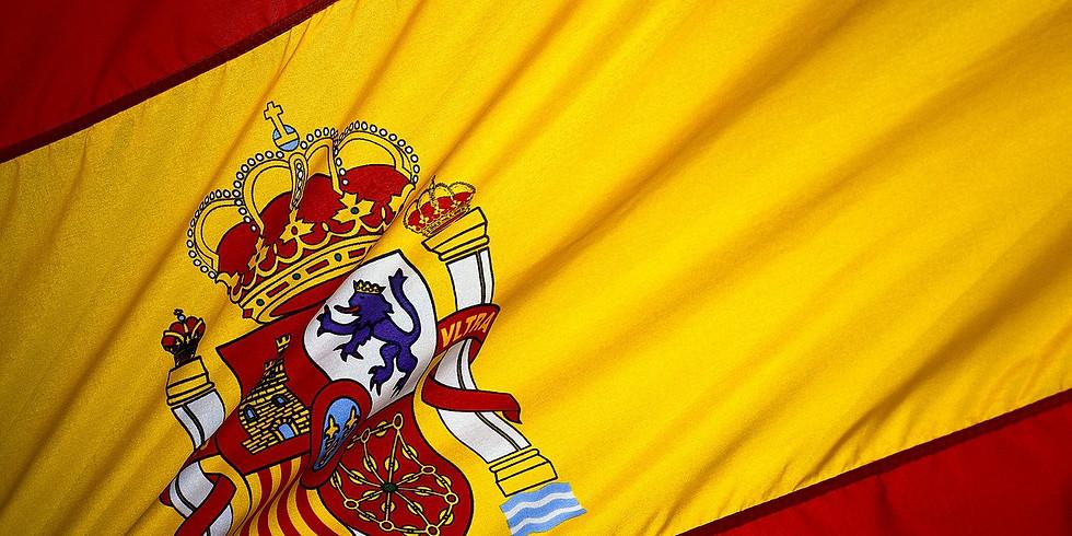 Soirée Espagnole