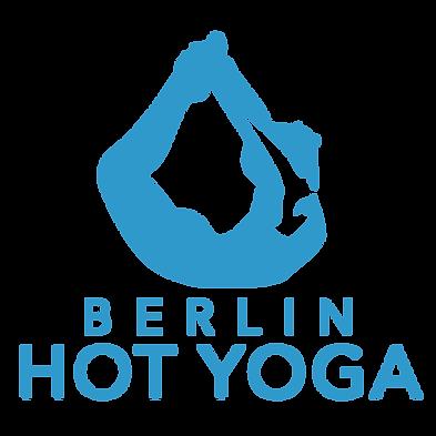 Berlin Hot Yoga Logo, Bikram Yoga, Hot Yoga, Berlin, Friedrichshain