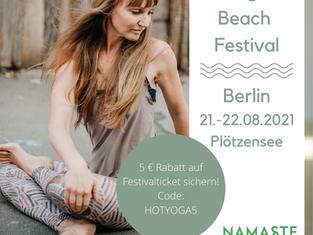 YOGA BEACH FESTIVAL BERLIN