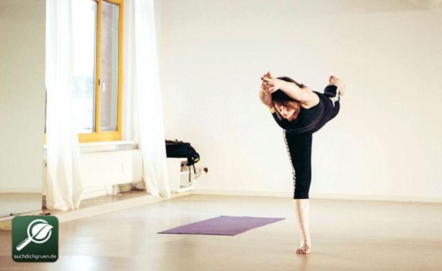 Berlin Hot Yoga im Test auf suchdichgruen.de
