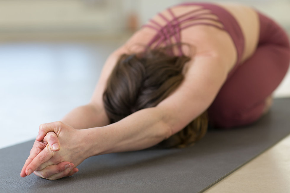 Nelli Nolde Forrest Yoga Mahalaya