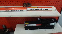 Power Team Cylinders and Pumps
