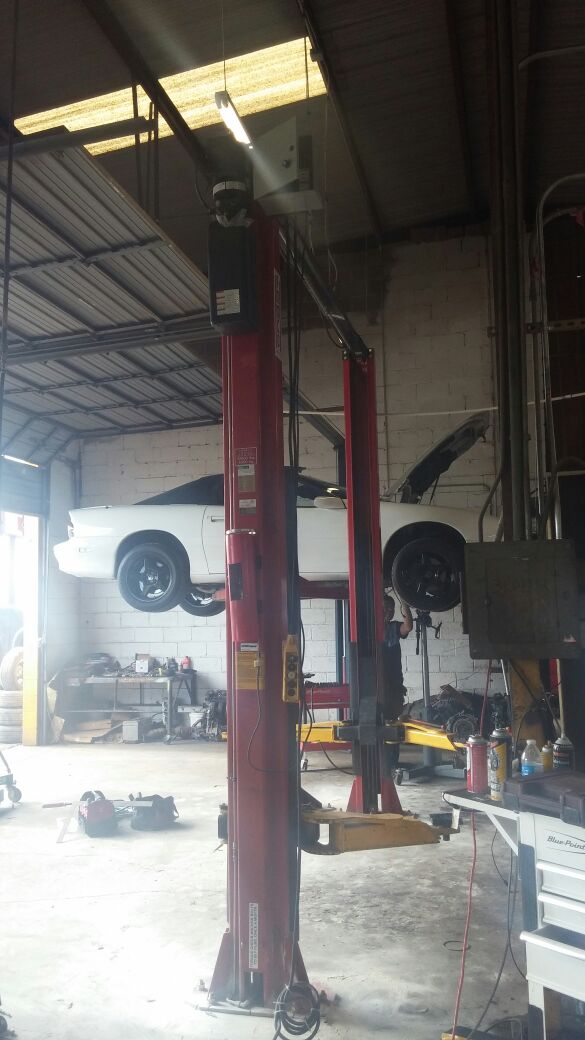 Car-Lift 2 Post