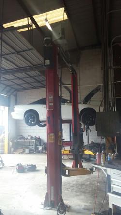 Car-Lift 2 Post