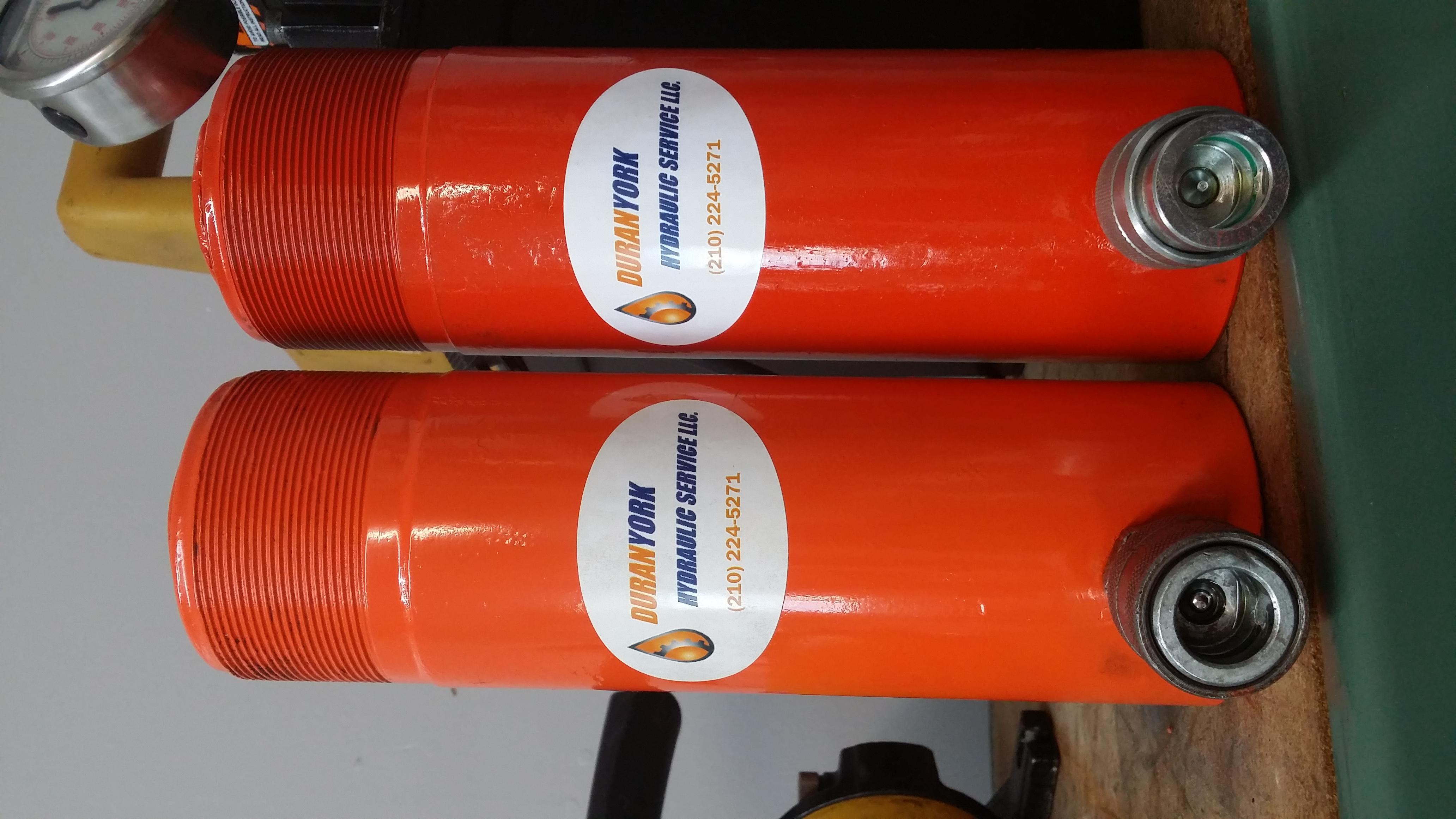 Power Team 25 ton Cylinder
