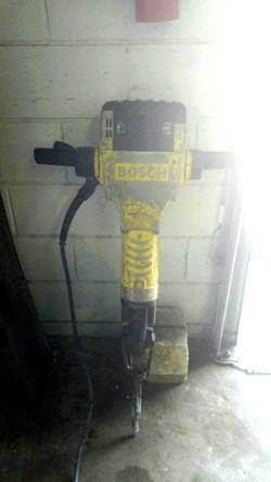 Bosch Brute Hammer