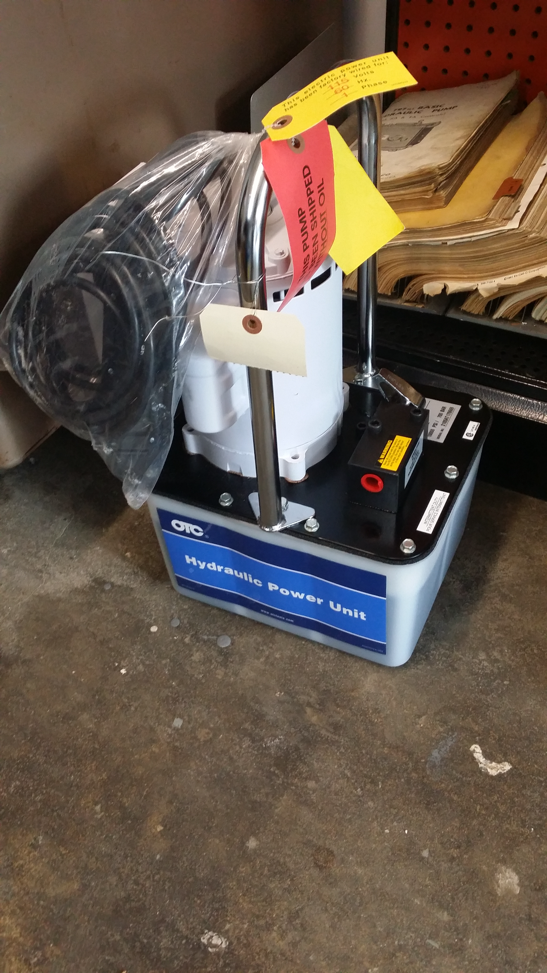 OTC  ELCTRIC PUMP