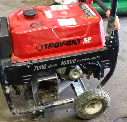 Troy-Bilt Generators