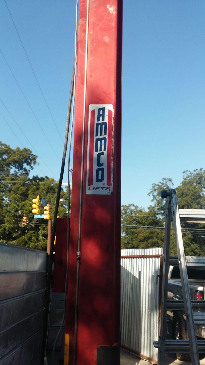 AMMCO CAR-LIFT