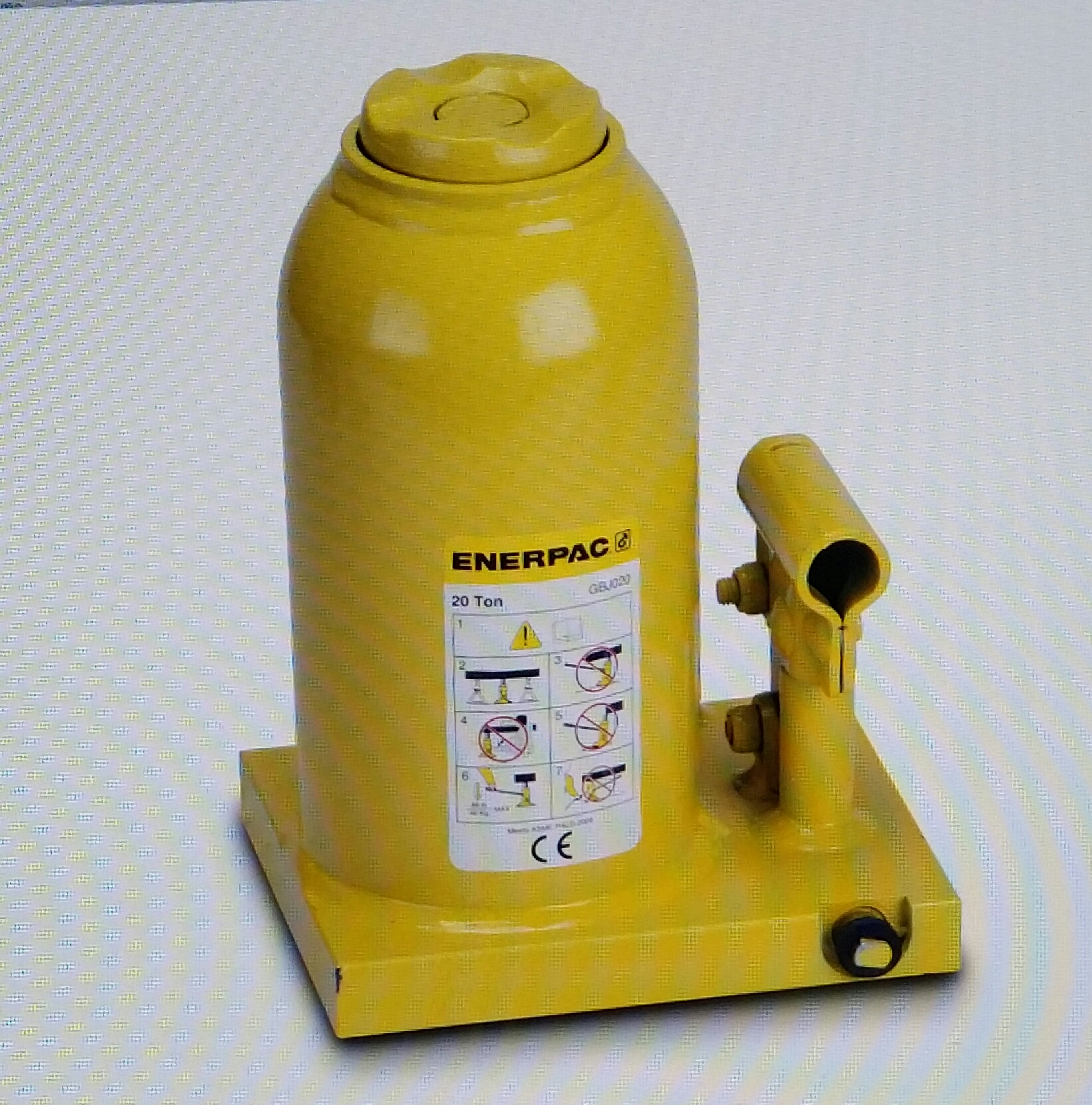 ENERPAC 20 TON BOTTLE JACK