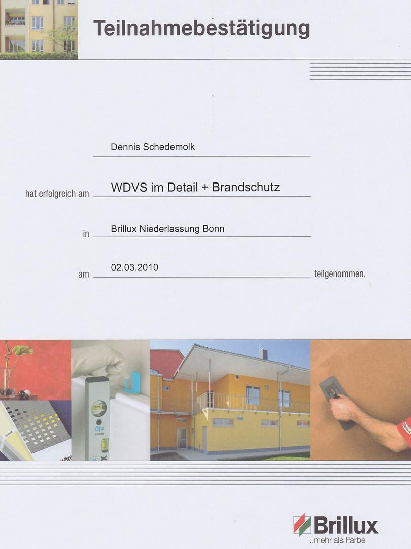 Brillux - WDVS & Brandschutz