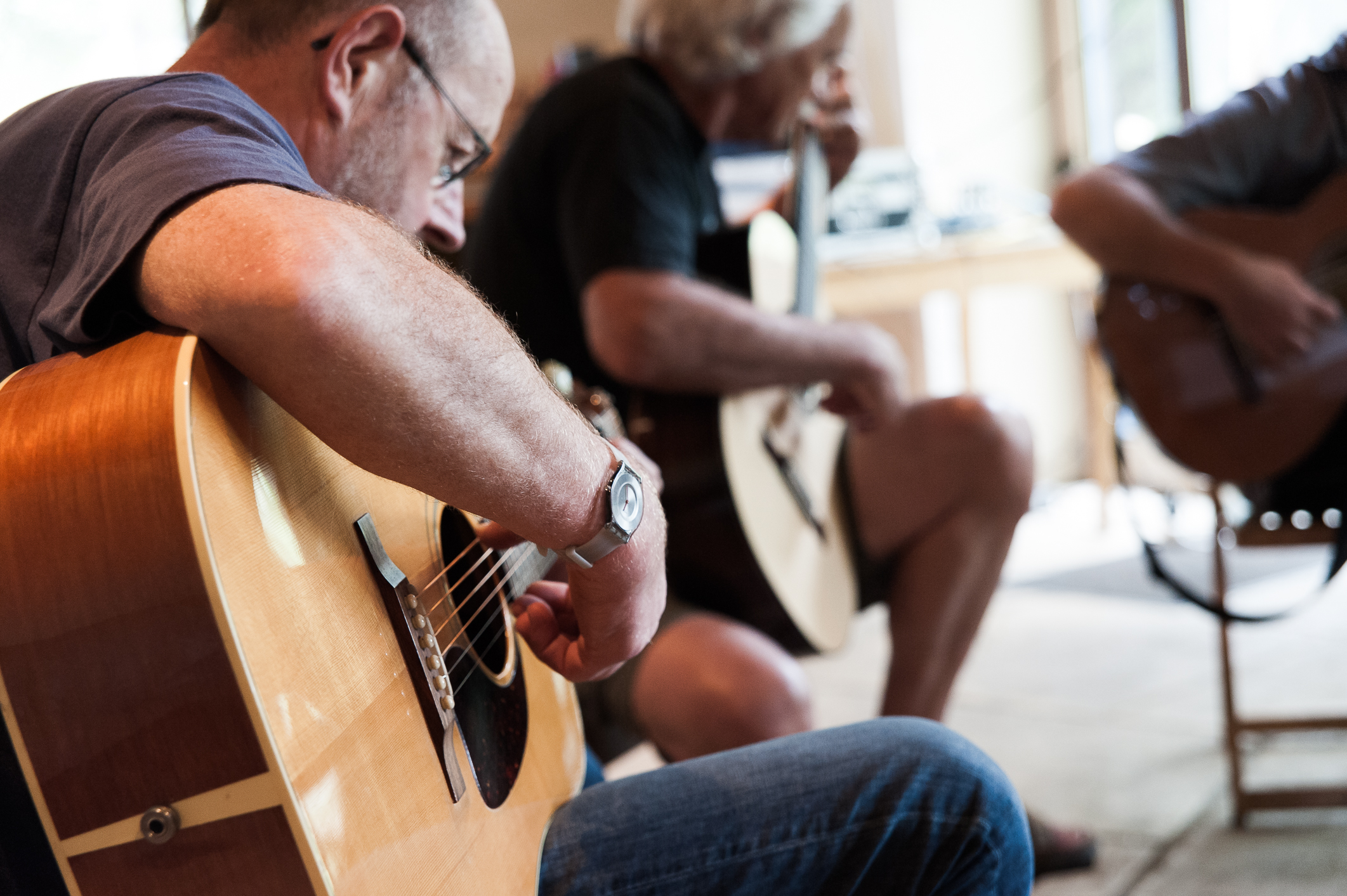 Stage - Cours de Guitare