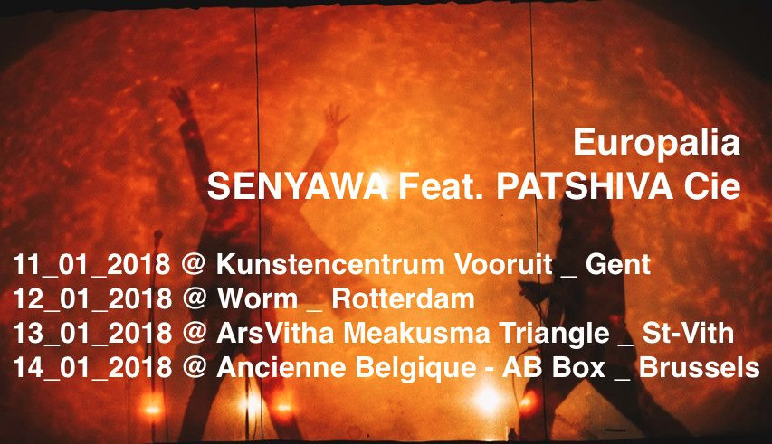 Senyawa Feat. Patshiva Cie